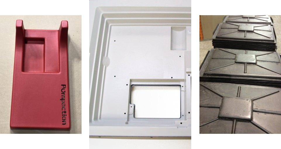 possibilites thermoformage
